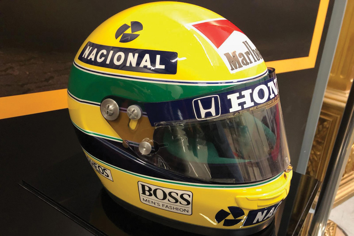 F1 アイルトン・セナ