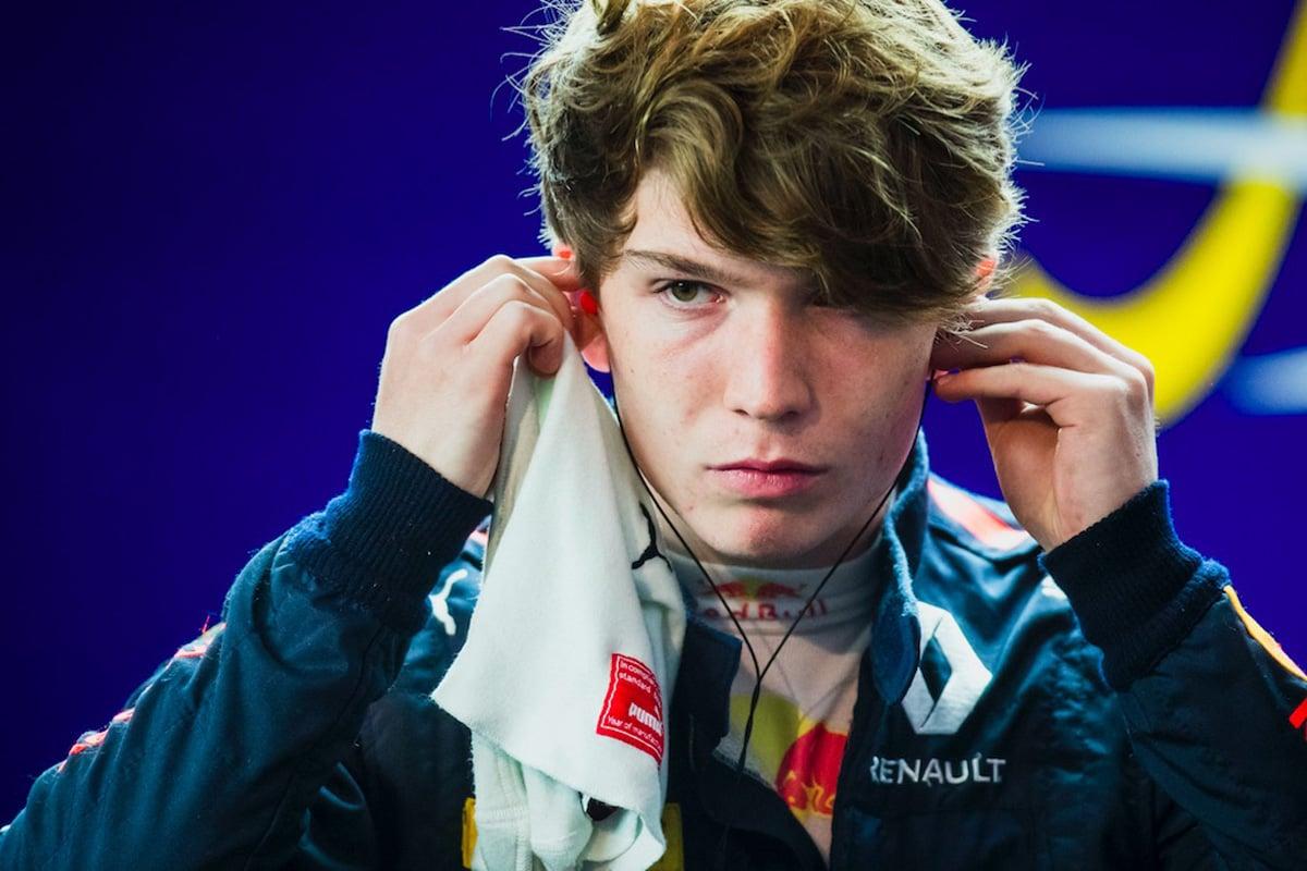 F1 ダニエル・ティクトゥム スーパーライセンス