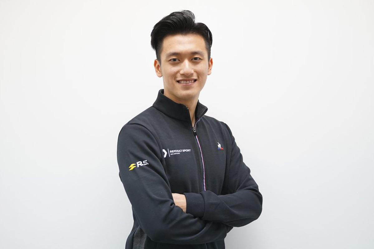 F1 ルノーF1 周冠宇