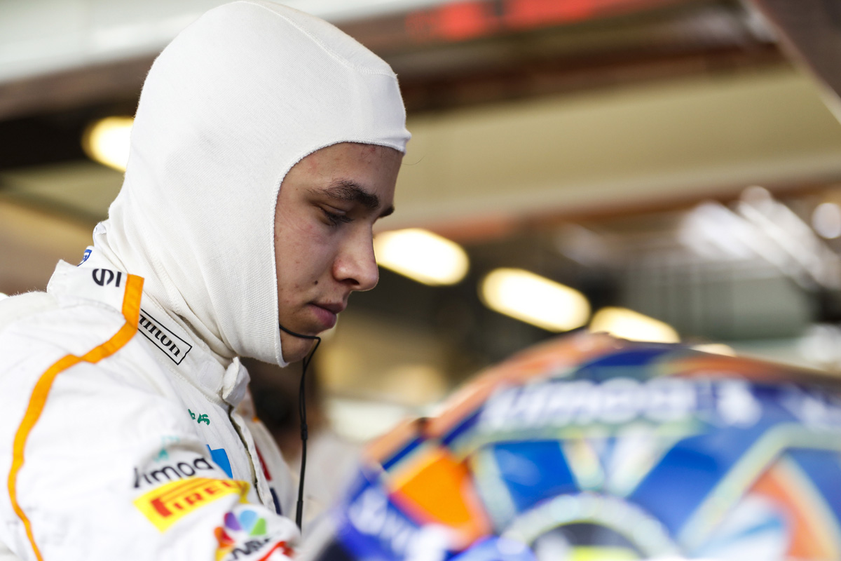 F1 ランド・ノリス マクラーレン