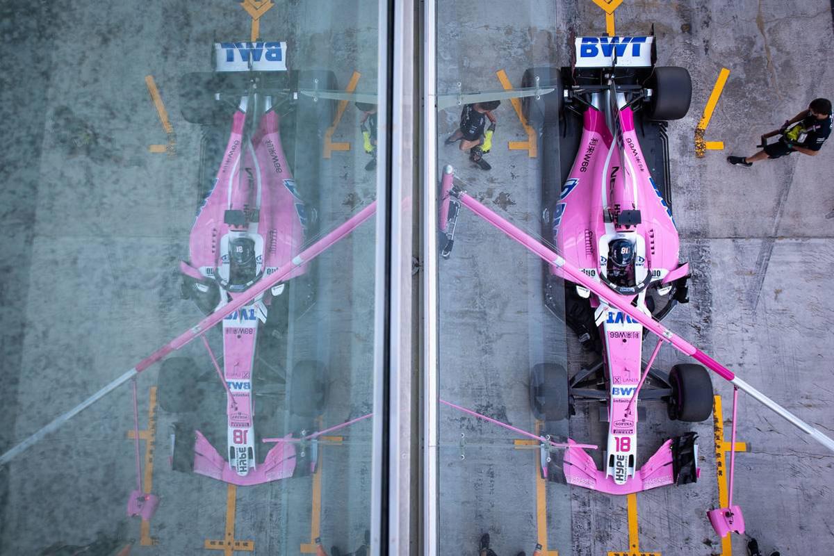 F1 レーシングポイント スポートペサ