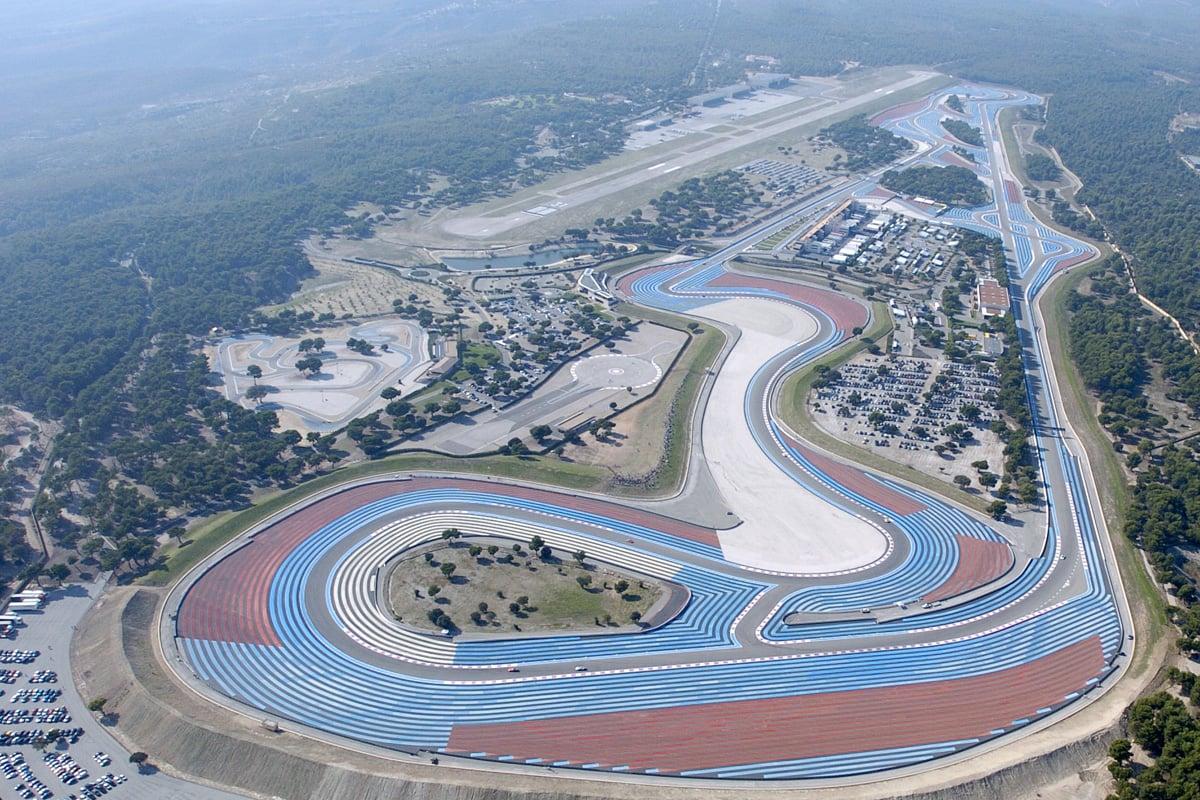 F1 フランスGP ポール・リカール・サーキット