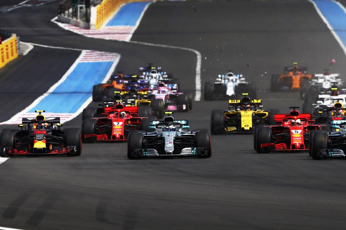 F1世界選手権