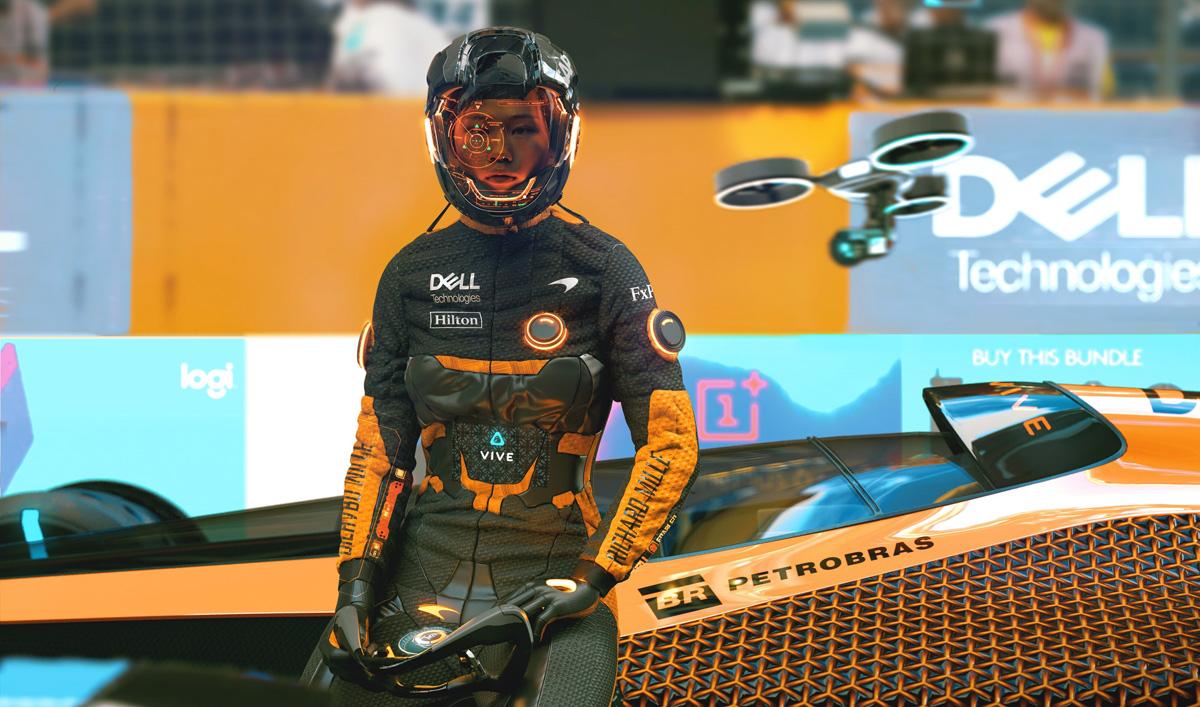 マクラーレン F1 2050年
