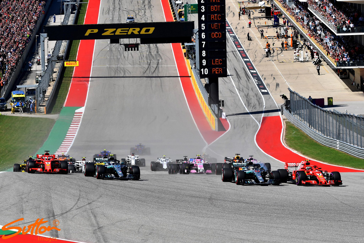 F1 リバティ・メディア