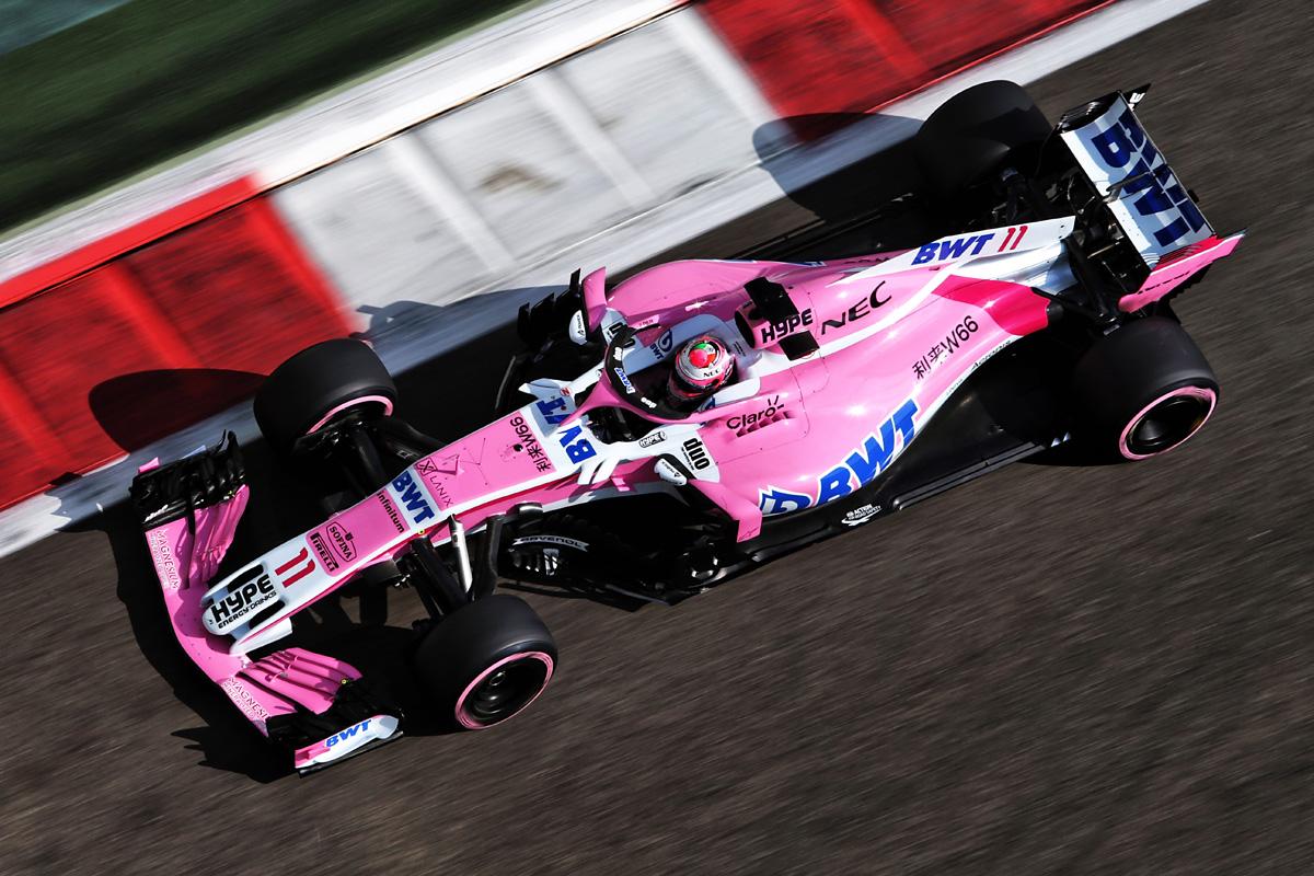 F1 レーシング・ポイント フォース・インディア