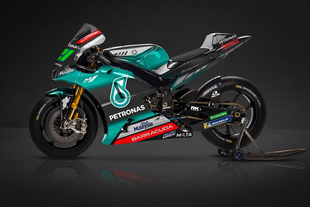 MotoGP ペトロナス・ヤマハ・セパン・レーシング・チーム