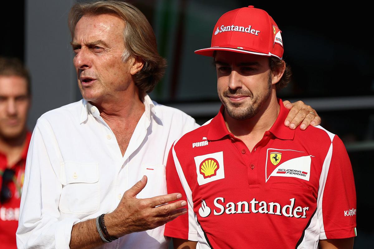 F1 フェルナンド・アロンソ フェラーリ
