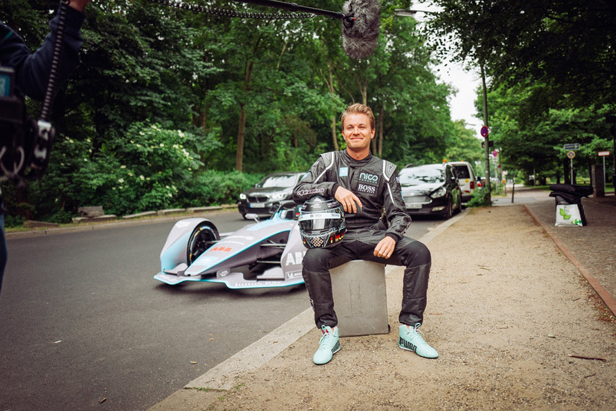 F1 ニコ・ロズベルグ
