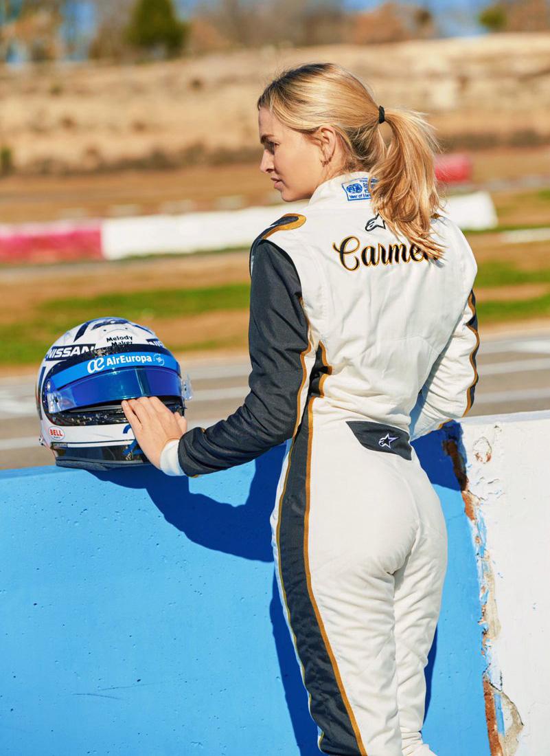 Carmen Jorda W Series