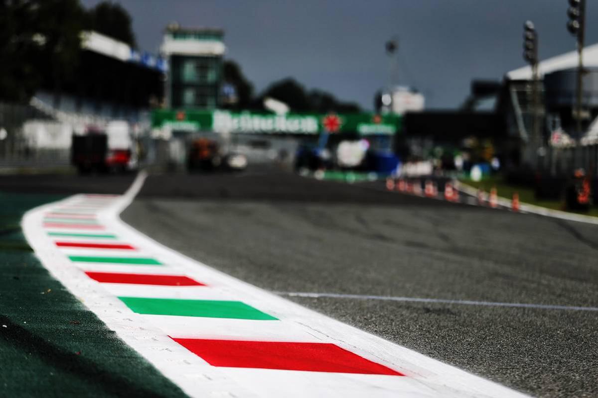 F1 モンツァ・サーキット イタリアグランプリ
