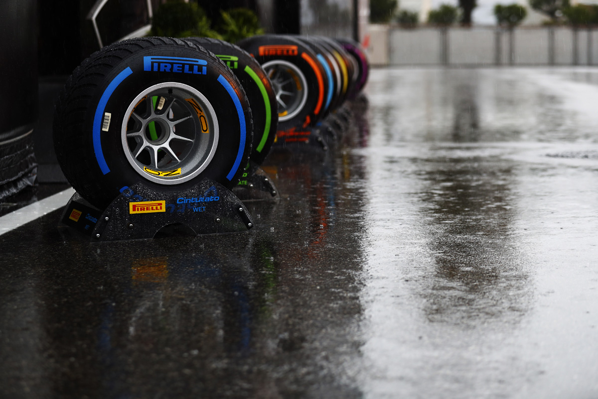 F1 ピレリ 2019年のF1世界選手権