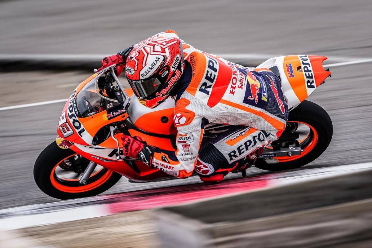 MotoGP マルク・マルケス レプソル・ホンダ