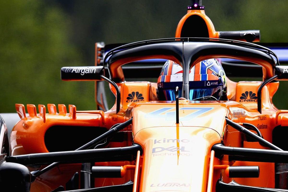 F1 マクラーレン ランド・ノリス