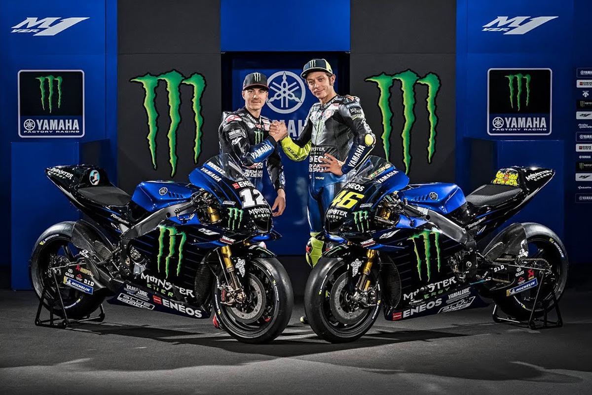 MotoGP ヤマハ・ファクトリー・レーシング YZR-M1
