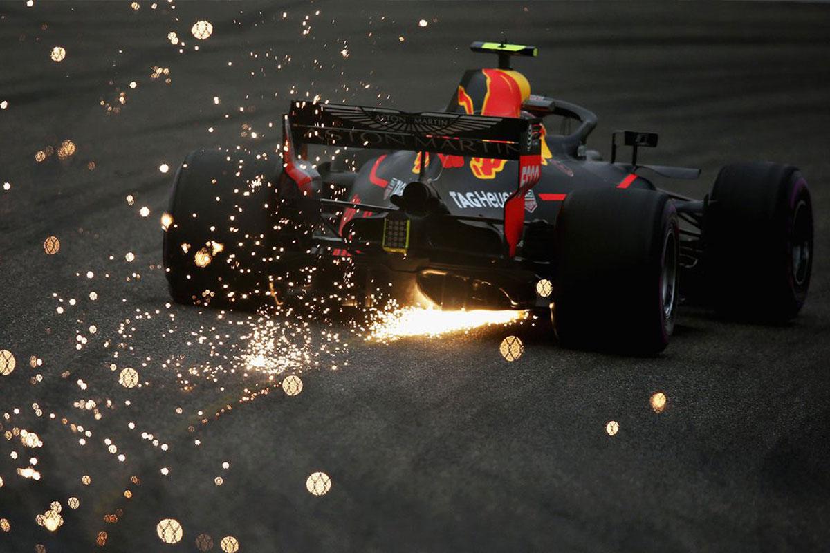 F1 レッドブル ホンダF1
