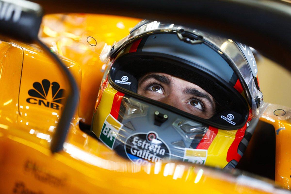 F1 カルロス・サインツ マクラーレン MCL34