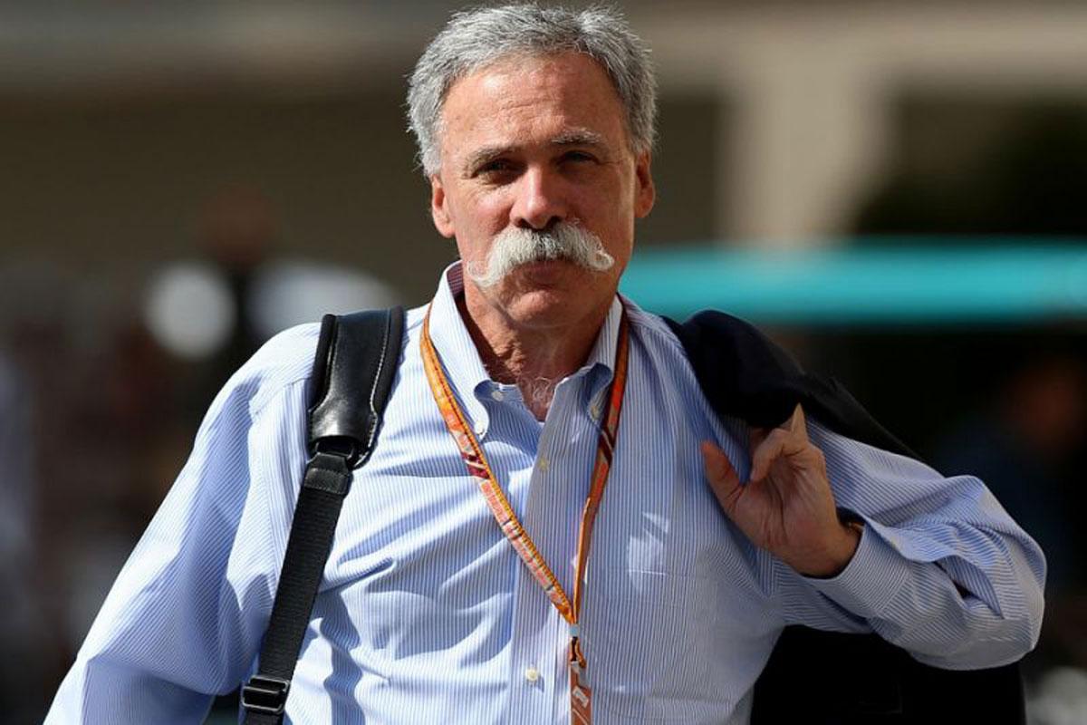 F1 チェイス・キャリー リバティ・メディア