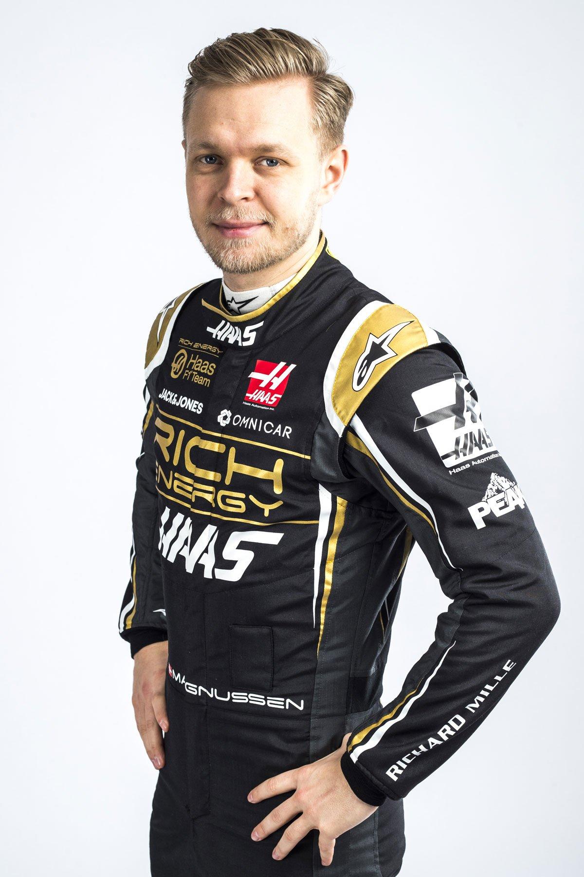 ケビン・マグヌッセン リッチエナジー・ハースF1チーム