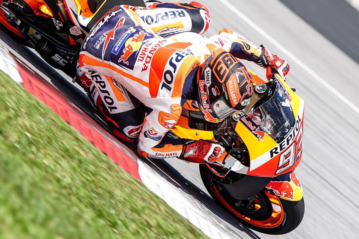 MotoGP マルク・マルケス