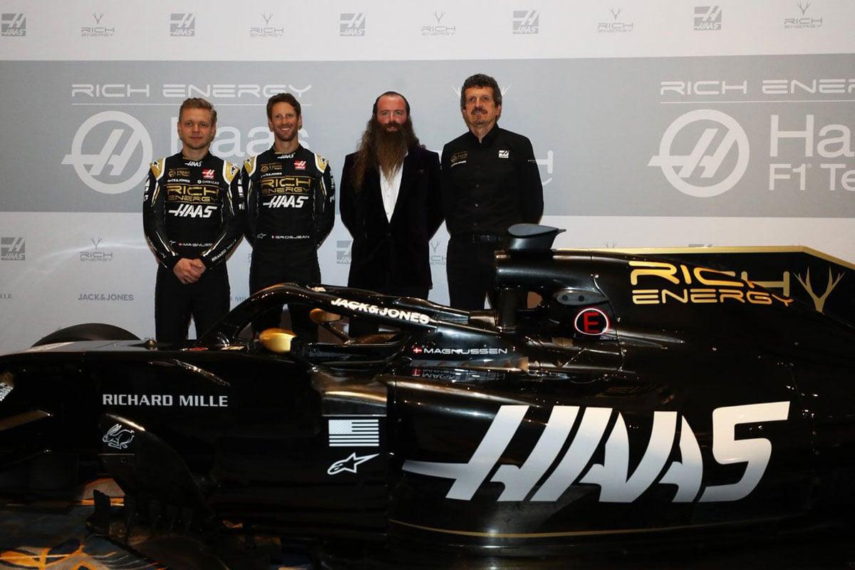 F1 ハースF1チーム リッチ・エナジー