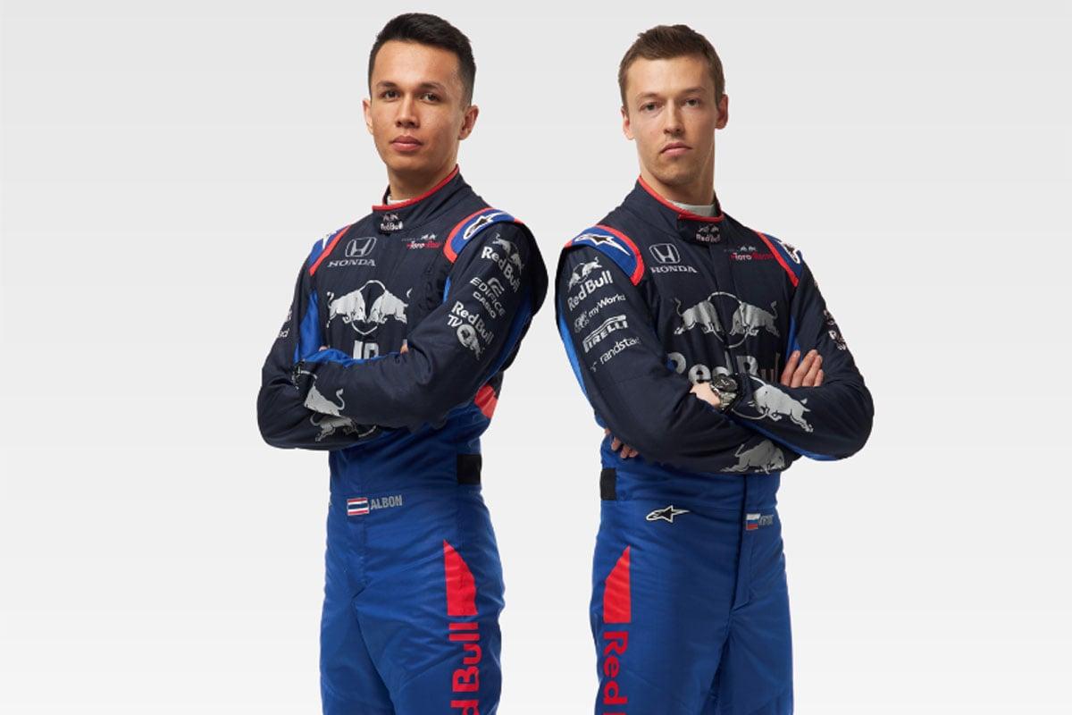 F1 トロロッソ・ホンダ 2019年のF1世界選手権