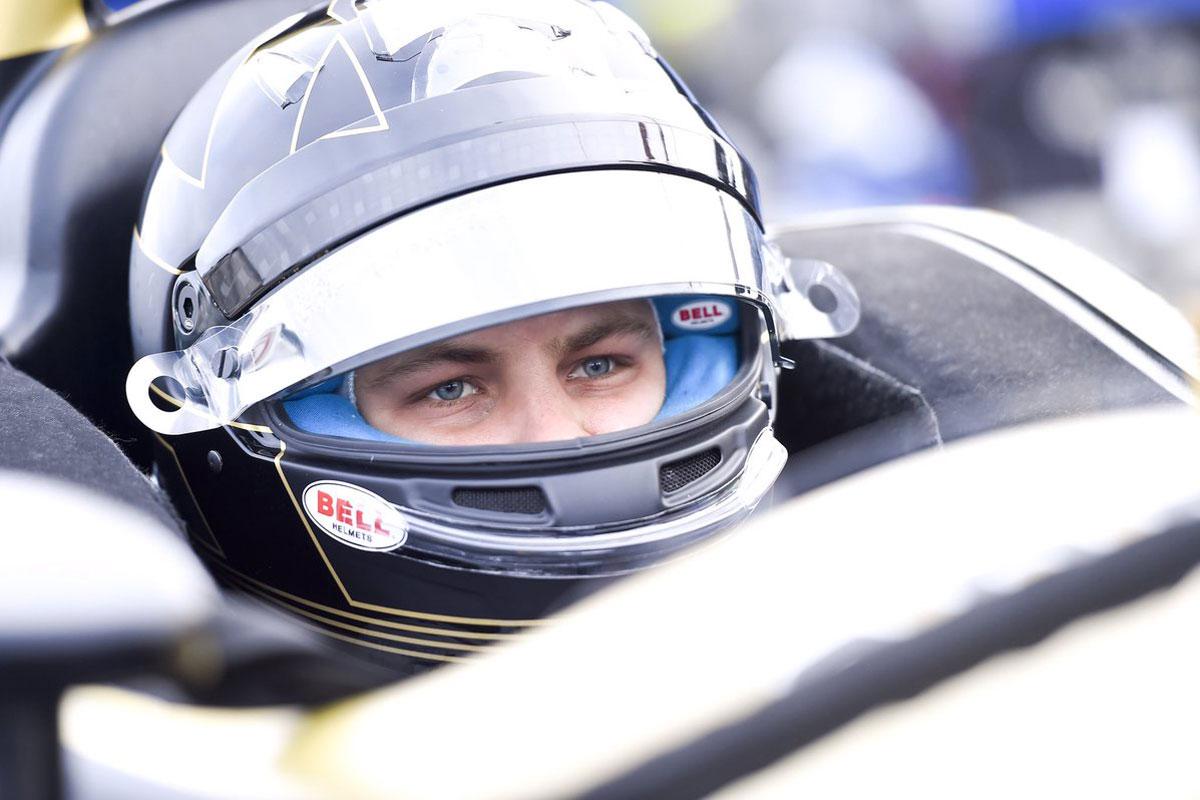 F1 マーカス・エリクソン