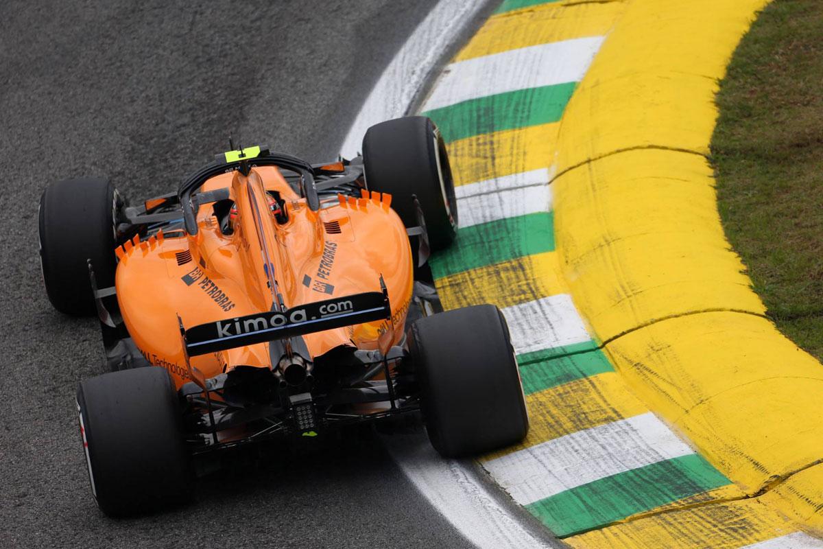 F1 マクラーレン ブリティッシュ・アメリカン・タバコ