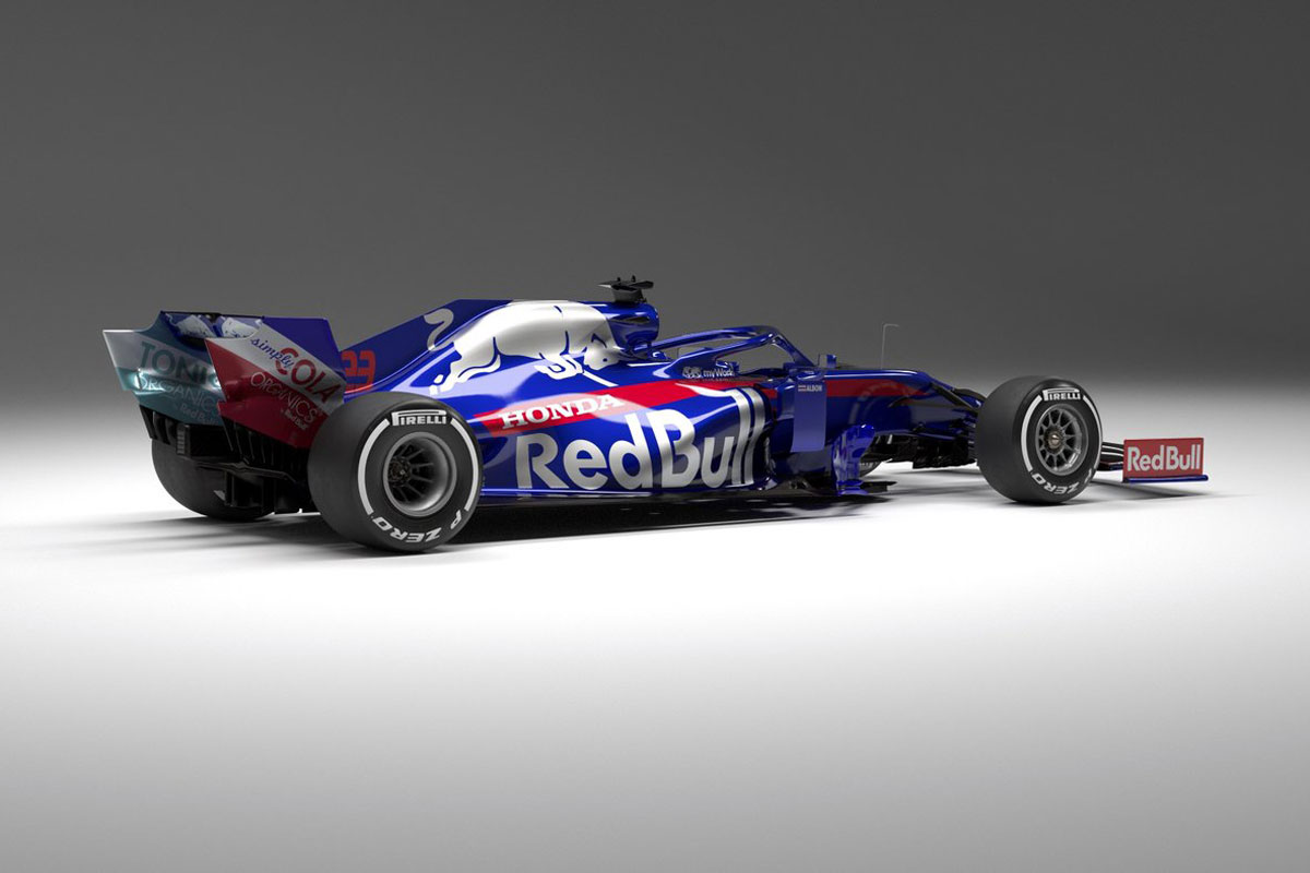 Toro Rosso Honda STR14