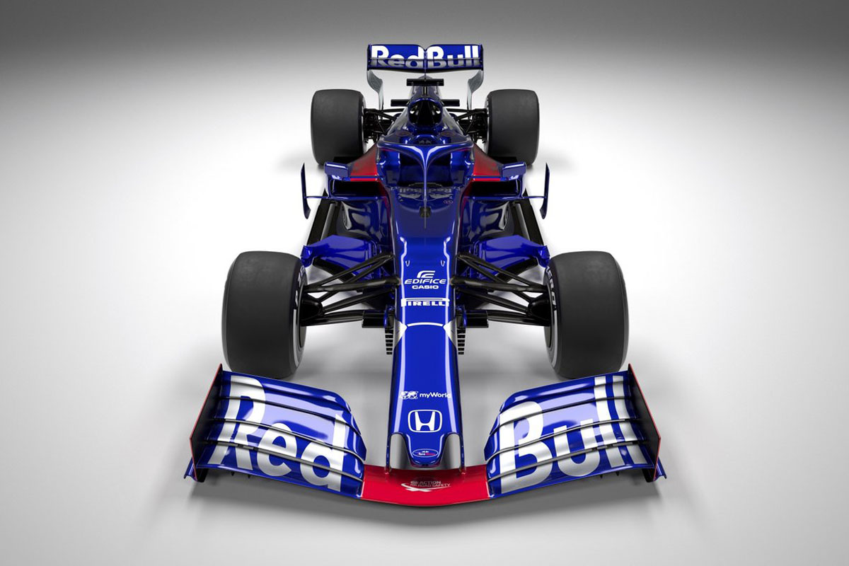 Red Bull Honda STR14