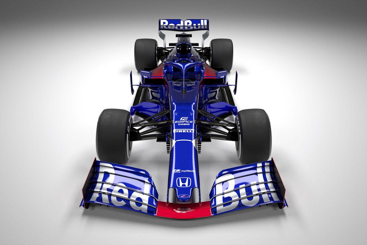 トロロッソ・ホンダ STR14