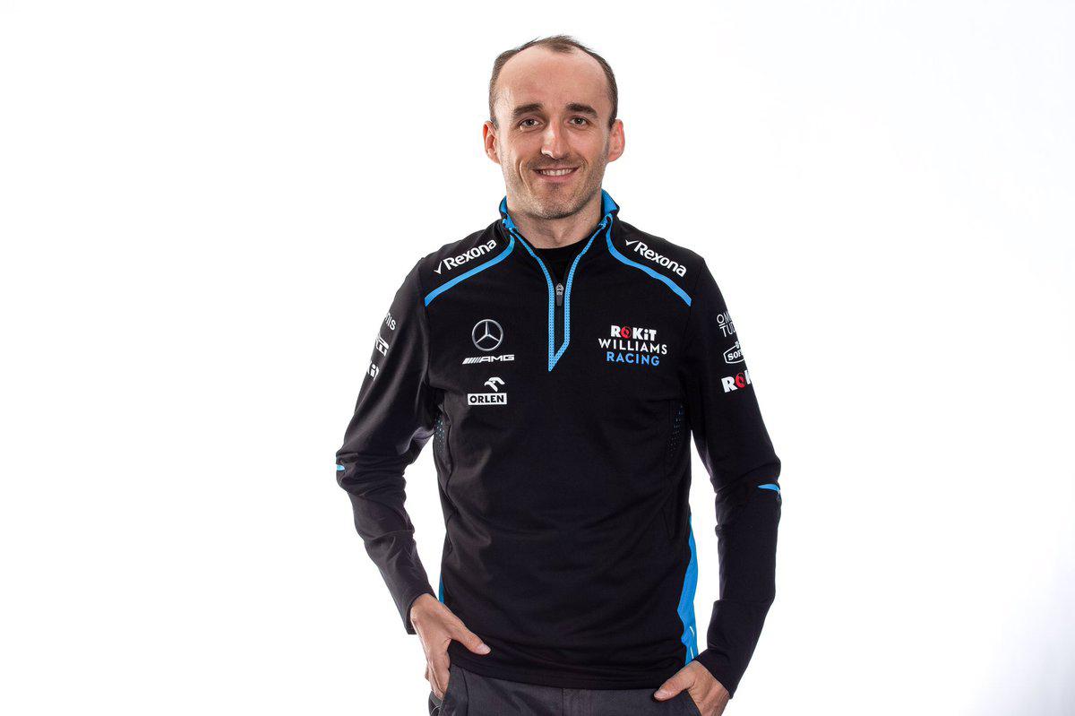 ロバート・クビサ  | ROKiT Williams Racing