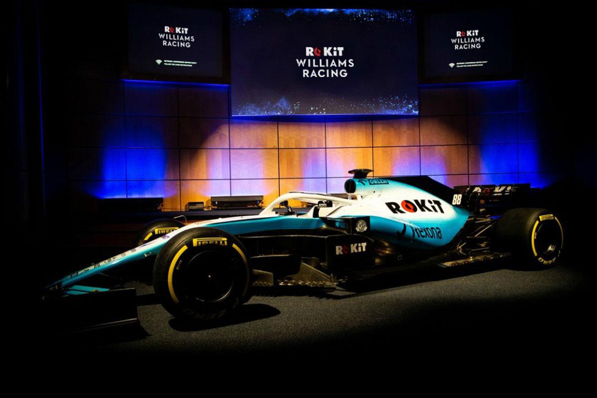 ロキット・ウィリアムズ・レーシング FW42
