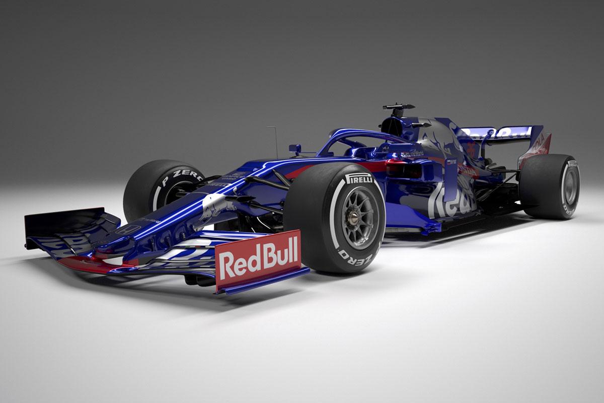 F1 トロロッソ・ホンダ STR14