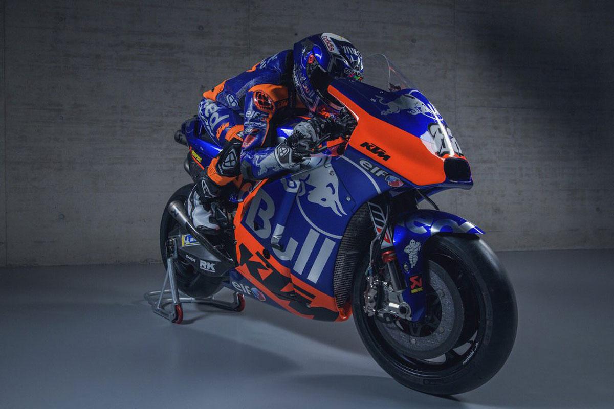 MotoGP テック3 トロ・ロッソF1