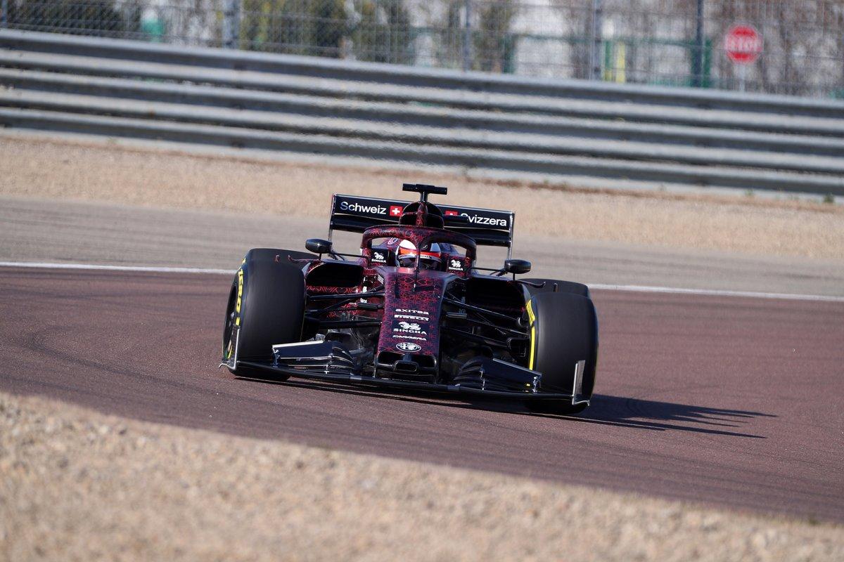 アルファロメオ・レーシング 2019年F1マシン