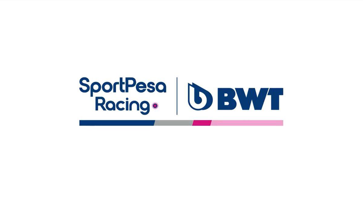 スポートペサ・レーシングポイントF1チーム(SportsPesa Racing Point F1 Team)
