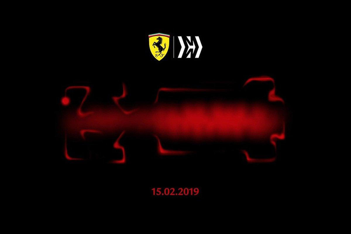 F1 フェラーリ 2019年のF1マシン