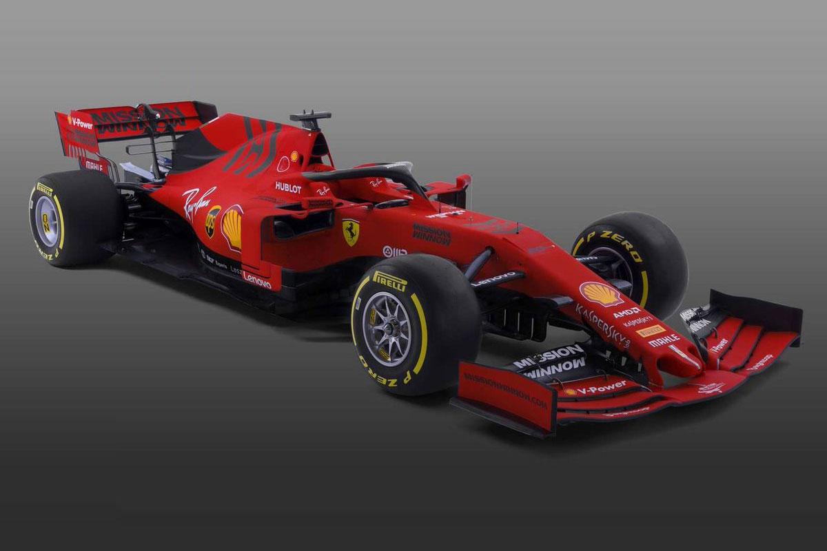 F1 フェラーリ SF90