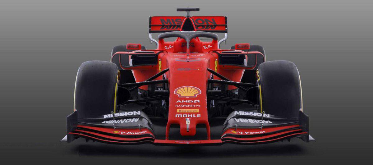 フェラーリ SF90