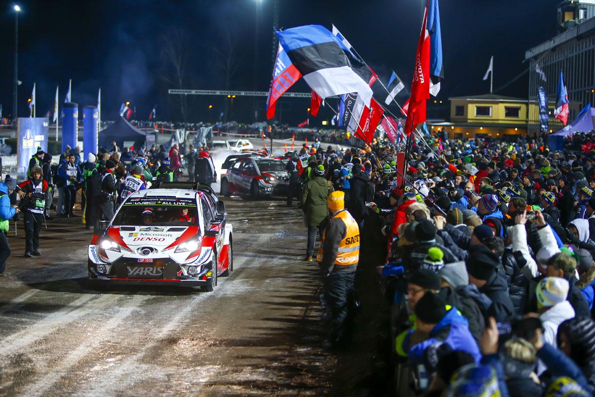 WRC ラリー・スウェーデン
