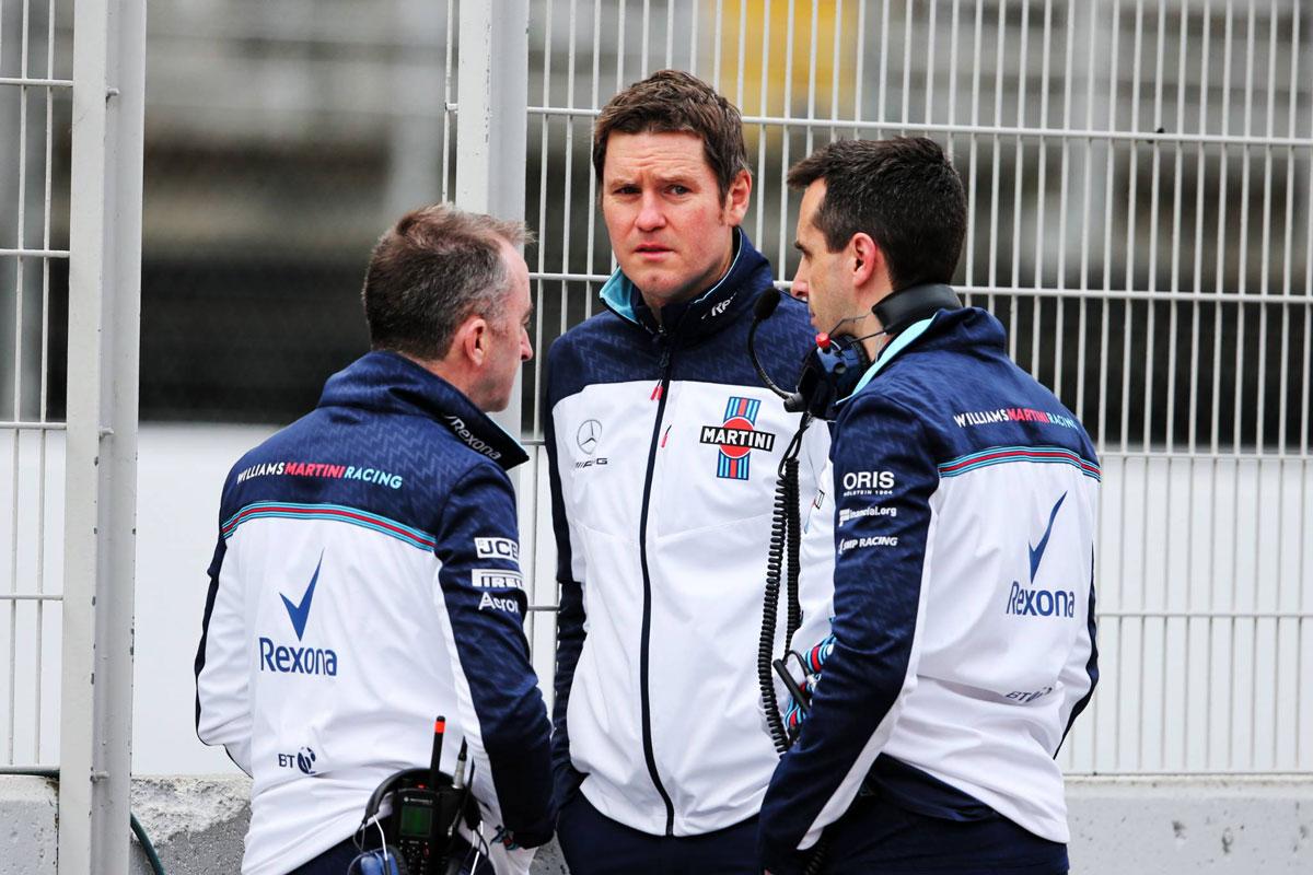 F1 ロブ・スメドレー