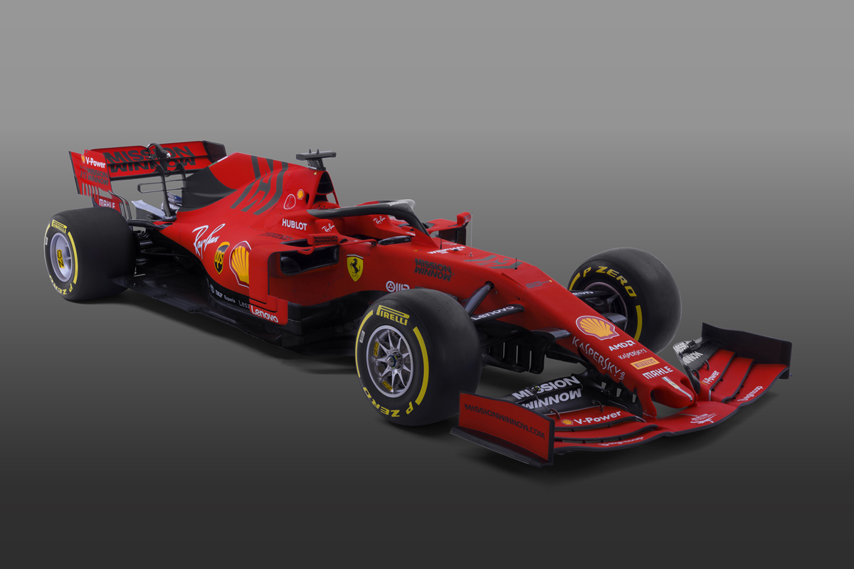 フェラーリ SF90 ③