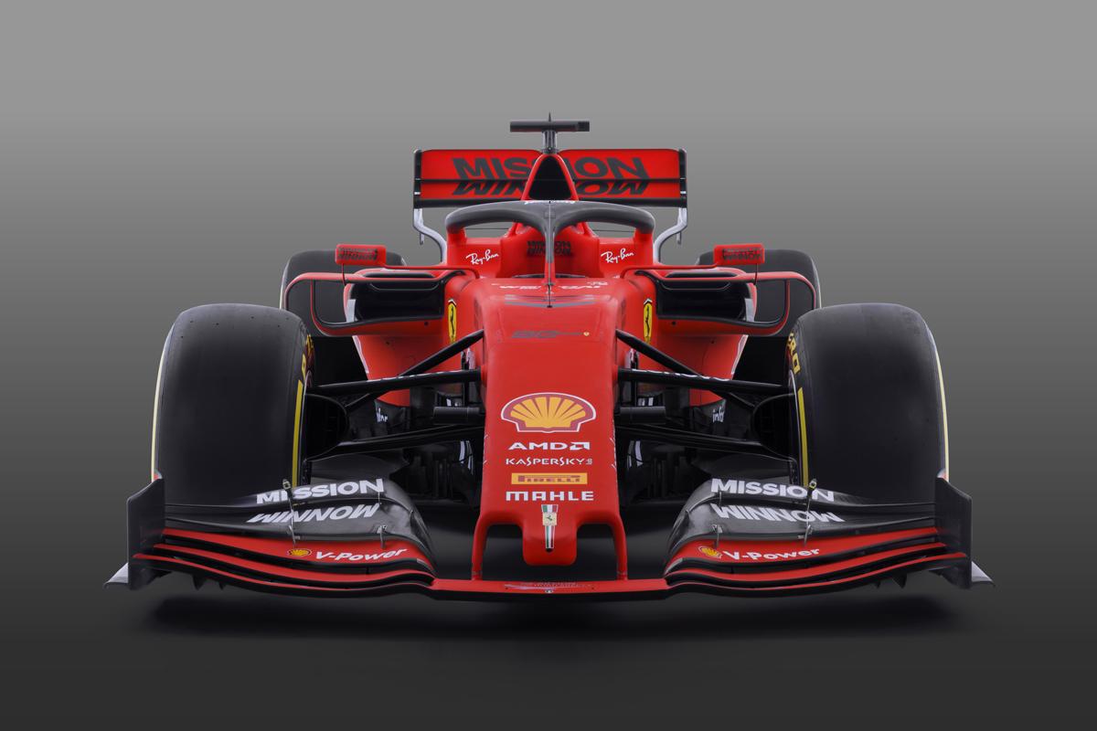 フェラーリ SF90 ④