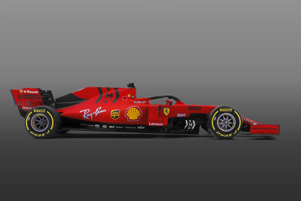 フェラーリ SF90 ⑤