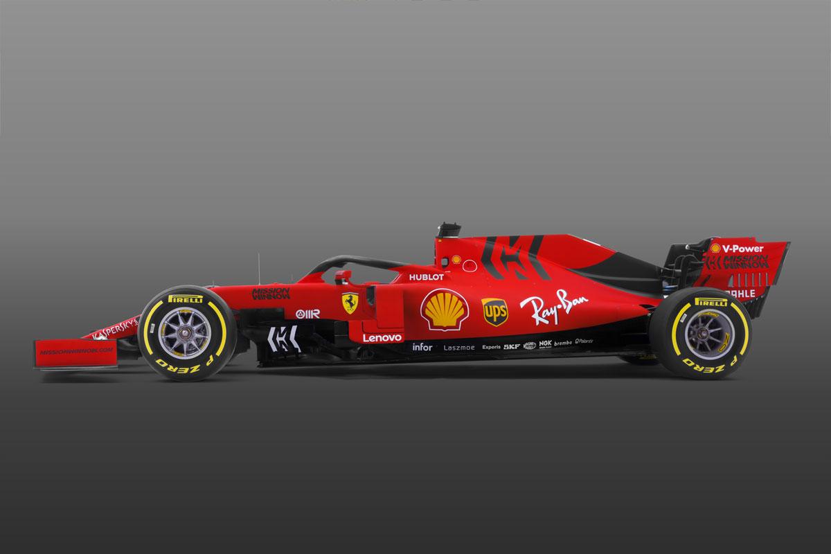 フェラーリ SF90 ⑥
