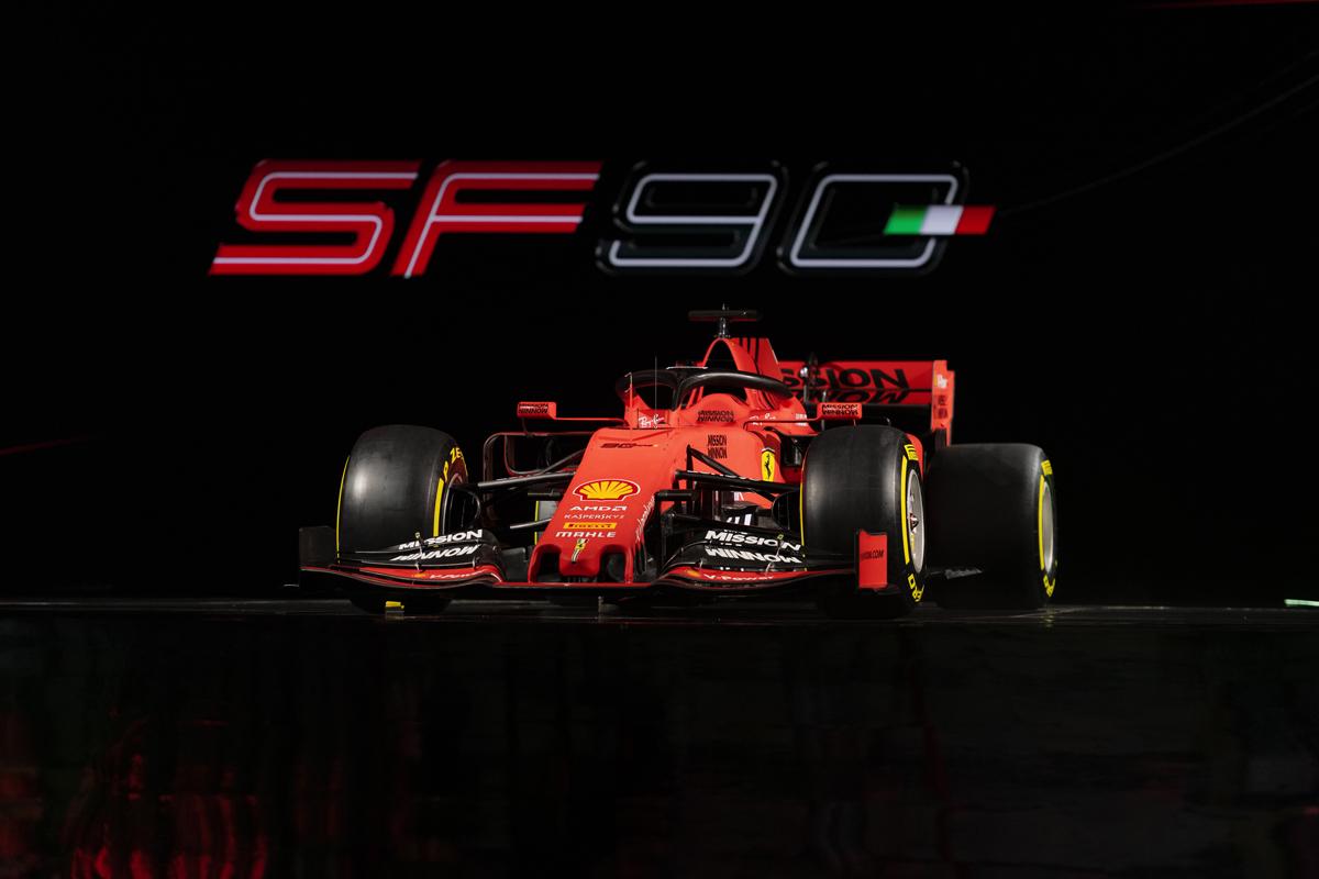 フェラーリ SF90 ⑦