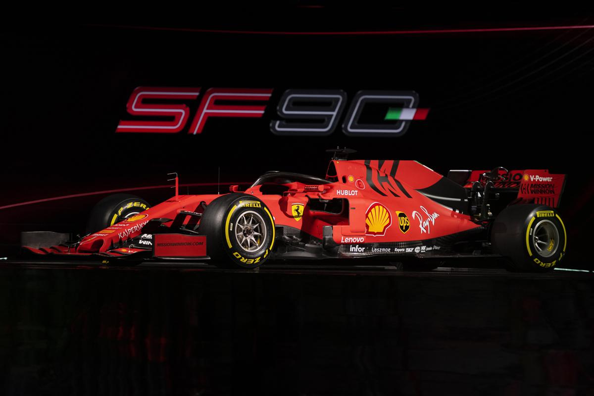 フェラーリ SF90 ⑧