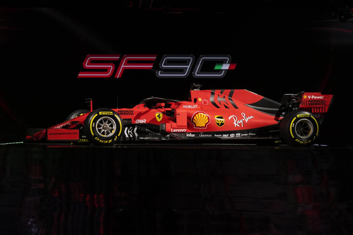 フェラーリ SF90 ⑩