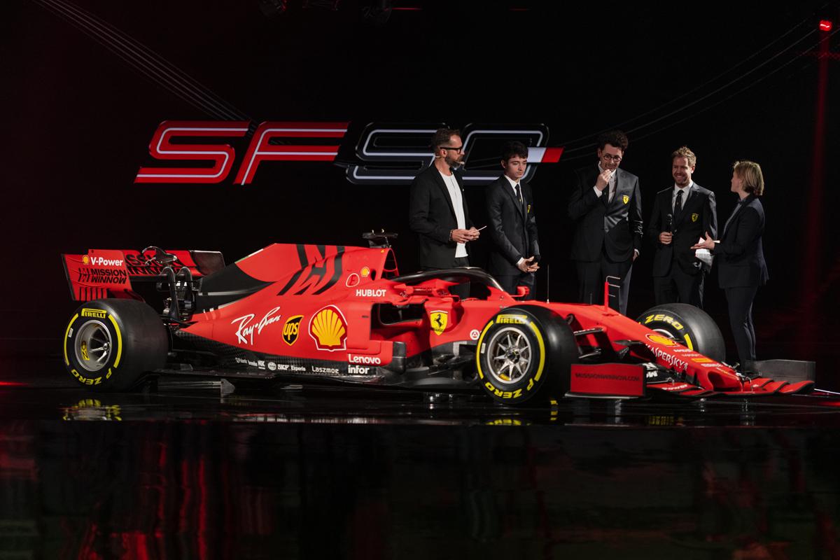 フェラーリ SF90 ⑪